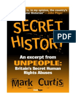 Secret History - An excerpt from Unpeople, Britain's Secret Human Rights Abuses