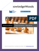 KnowledgeWoods - Trainer