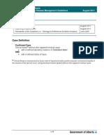 Guidelines Tetanus 2011