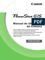 PowerShot G15 Camera User Guide PT-1