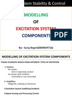 Excitation System Modelling by 069MSP716