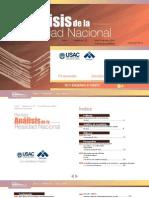 Revista Análisis de la Realidad Nacional, N. 52 (2014)