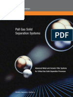 Pall Gas Solid Separation Systems