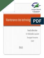 Cas Maintenance Des Technologies Xdsl 12