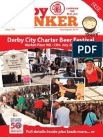 CAMRA Derby Drinker JULY AUGUST 2014