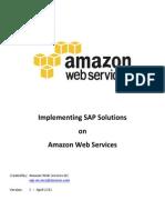 SAP on AWS Implementation Guide v3