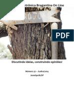 Revista Eletrônica Bragantina On Line - Junho/2014