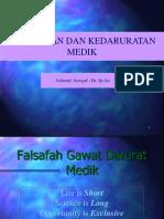 Gawat Darurat Medik-pdhl