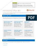 Office365 DeployCommunicationTemplate Introducing Office 365