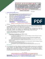 20140619-G. H. Schorel-Hlavka O.W.B. to Christine Fyffe, Speaker Re $100 A WEEK FINE-etc