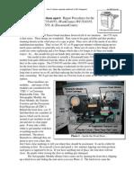 Xerox C35 Style Copier Repairs