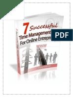 7SuccessfulTimeManagementHabitsForOnlineEntrepreneurs