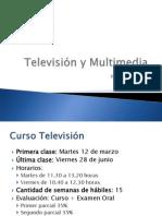 Televisión y Multimedia