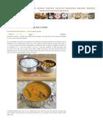 Arachuvitta Sambar Recipe - Carrot Sambar Recipe _ Sharmis Passions
