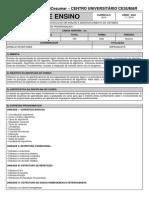 Plano de Ensino (2014 - 52) - Algoritmos e Logica de Programacao i