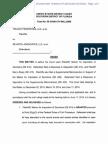 Order Granting Mtn for Sanctions Against Donald Trump 6-17-14