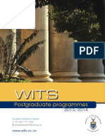 Wits Courses