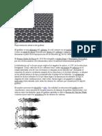 Grafeno y Microscopio Efecto Túnel
