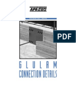 Glulam Connection Details