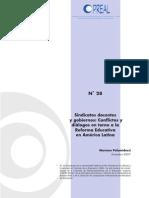 Sindicatos Maestros America Latina
