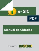Manual E-sic - Guia Do Cidadao - Versao Final