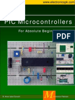 22341996 Pic Micro Controller for Beginner