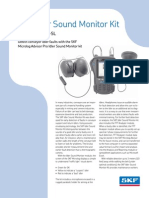 SKF Idler Sound Monitor Kit