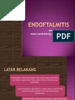 ENDOFTALMITIS