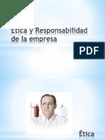 Ética y Responsabilidad de La Empresa