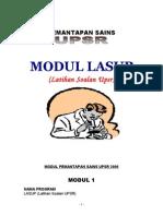 Modul 1 - Lasup