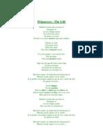 Primavera - The Fourth Portuguese Song