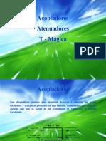 Acopladores, atenuadores y t-magica.ppt