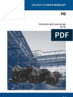HS Grunfos Pump data book let