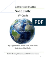 unit-solid earth unit