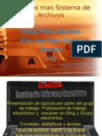 Archivos Mas Sistema de Archivos