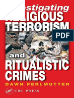 Investigating Religious Terrorism and Ritualistic Crimes