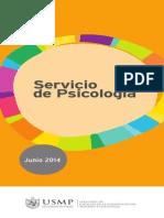 Servicio de Psicología - FCCTP