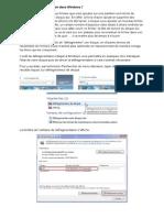 Défragmenter Une Partition Dans Windows 7