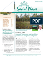 Special Places Newsletter - Summer (June) 2014