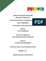 Alma Cartas Paulo Fraire 2