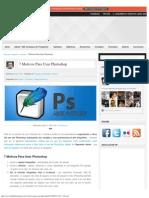 7 Motivos Para Usar Photoshop _ Blog del Fotógrafo.pdf