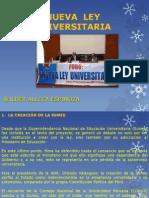 Ley Universitaria Scribd