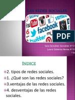 Las Redes Sociales ...