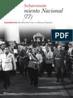 El Movimiento Nacional 1937-1977 (Julio Gil Pecharromán)