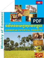 Cambodia Top Products
