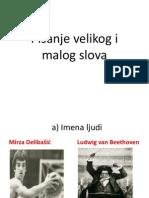 pravopis bosanskog jezika