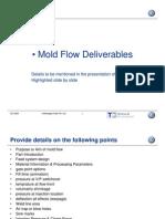 Mold Flow Details