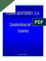 Yeso Ceramico Secado de Moldes 2006