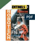 13 Saga Robotech Punto Sin Regreso Rubicon