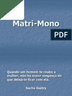 Matri - Mono